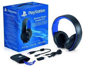 Sony Wireless Stereo Headset 2.0.