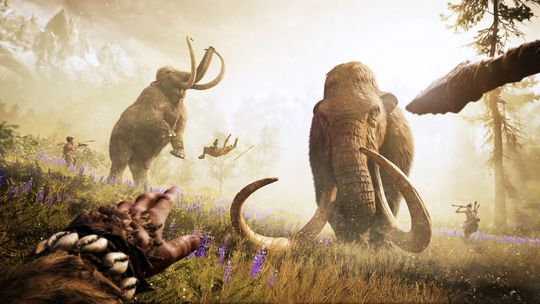 Er du mann eller mammut?