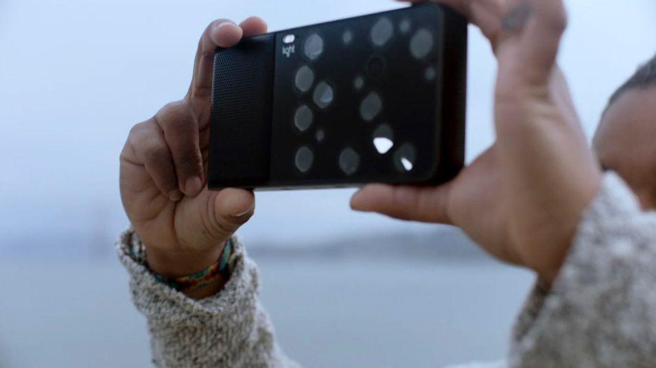 Light L16 - Et kompaktkamera med 16 kameraenheter