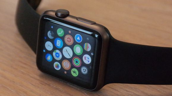 I dag kommer Apple Watch – slik er den i bruk