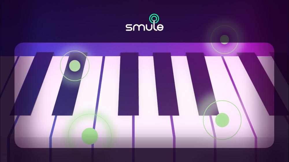 Smules Magic Piano bruker trykkfølsomheten til å avgjøre hvor kraftig en tone skal spilles, omtrent som på et vanlig klaviatur.