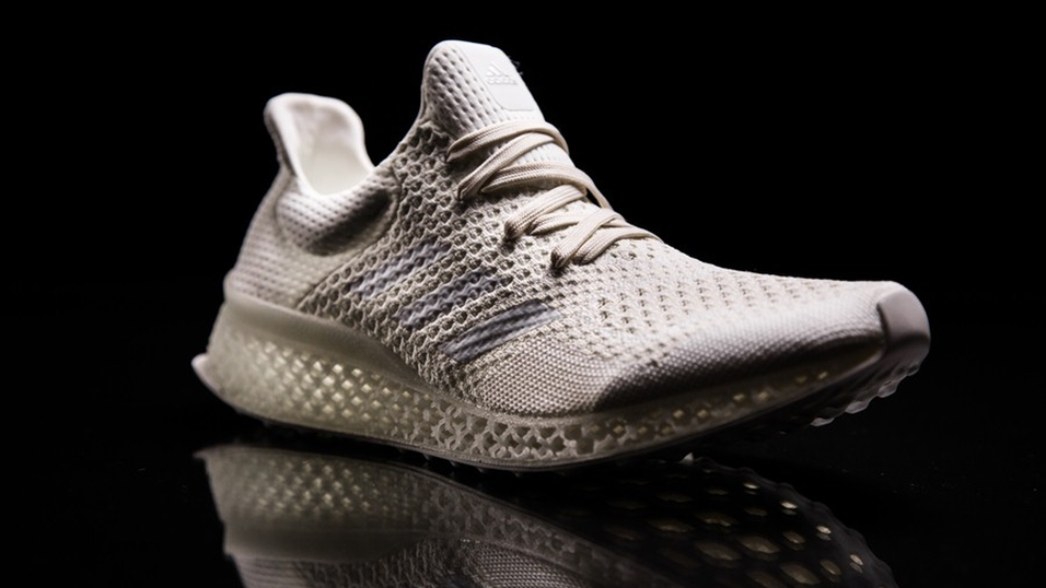 Futurecraft 3D-skoen.