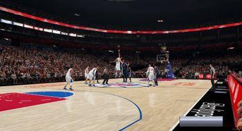 Test: NBA 2K16