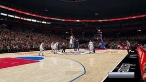 NBA 2K16.