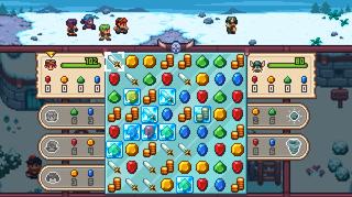 Puzzle Quest-etterligningen treffer meg rett i hjertet.