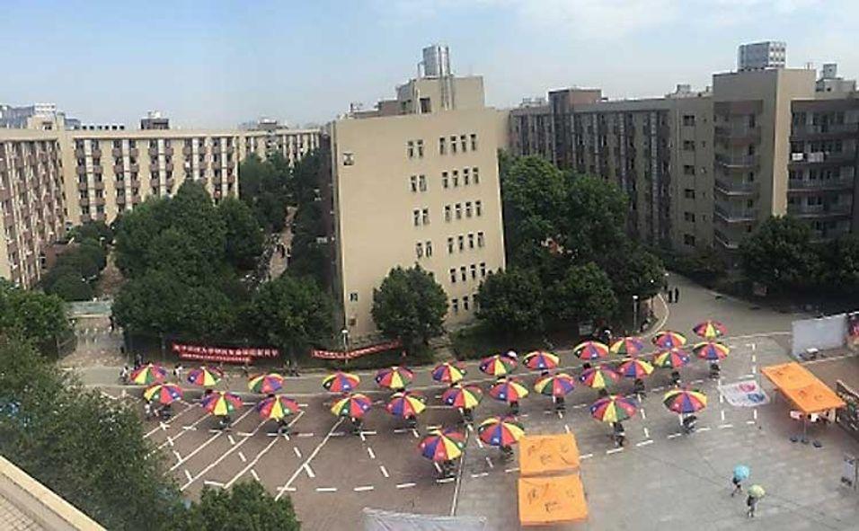 Her i Chengdu i Kina har den japanske teleoperatøren NTT Docomo og den kinesiske utstyrsleverandøren Huawei testet teknologier de ønsker brukt i 5G.
