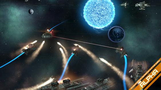 Romkamp (Bilde: Paradox: Interactive).