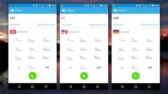 Slik ser tre priseksempler vi fant ut. Fra venstre: Sveits, USA og Tyskland.