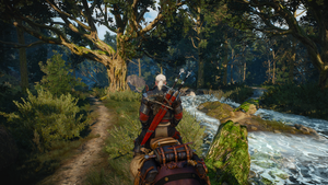 Briljant utvidelse av The Witcher-universet