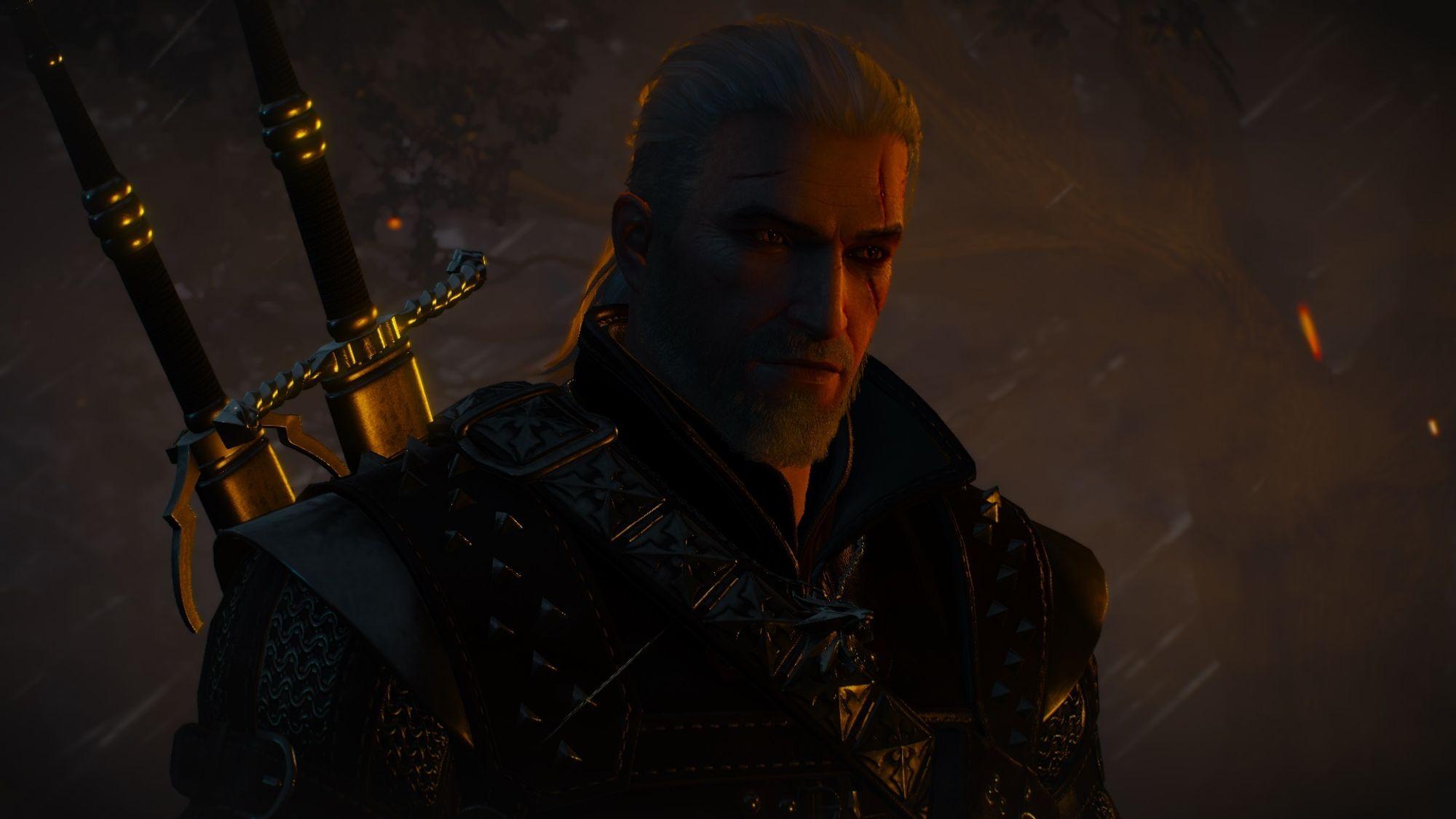 Geralt er klar for nye eventyr.
