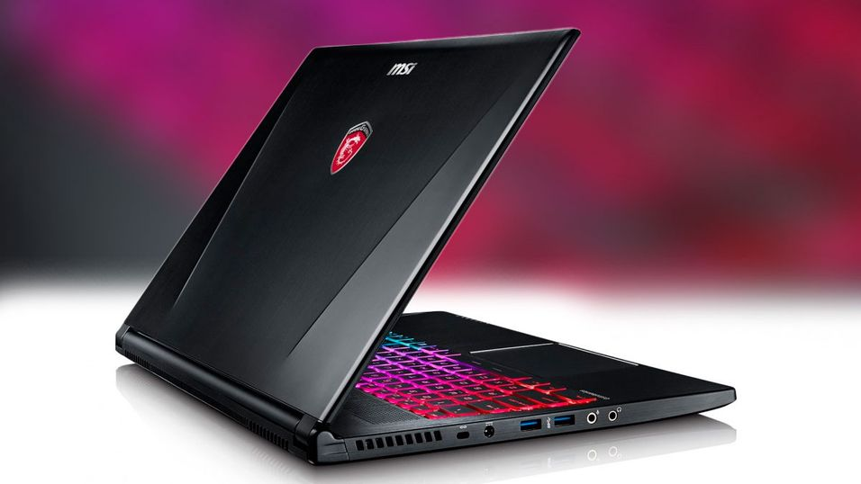 Nye MSI GS40 Phantom.