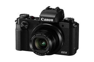 Canon PowerShot G5 X.
