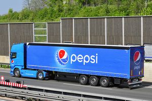 Pepsi er nok mest kjent for brus, men nå vil de satse på mobiltelefoner også.