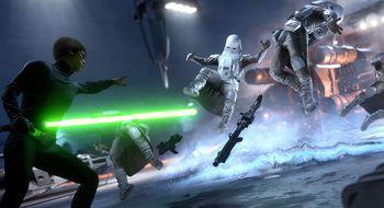 Star Wars Battlefront lar deg ikke snakke med medspillerne dine i spillet