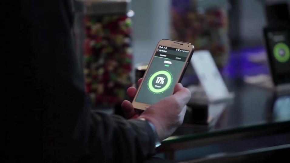 Energous' teknologi gjør det mulig å lade mobilen ved å oppholde seg i «soner» fylt med radiobølger.