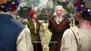 The Witcher 3: Wild Hunt - Hearts of Stone.