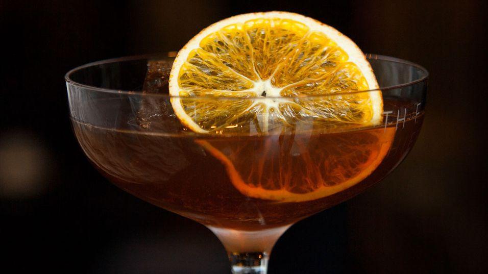 UKENS DRINK: Slik lager du en drink i verdensklasse