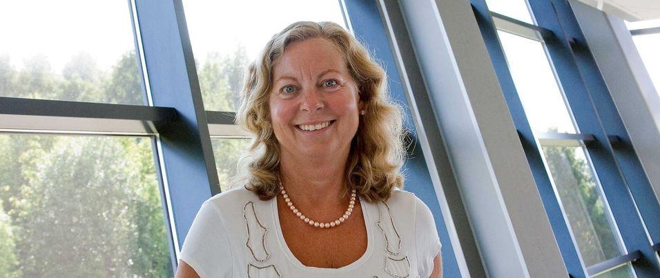 Administrerende direktør Berit Svendsen i Telenor Norge er en av hovedtalerne under Broadband World Forum i London denne uken.