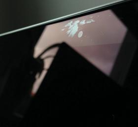 Hos noen starter problemet ved iSight-kameraet...