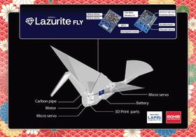 Slik er maskinvaren i Orizuru, med knøttemaskinen Lazurite Fly i spissen.