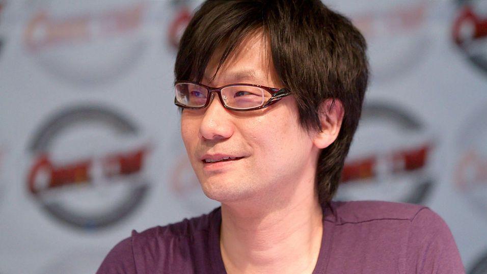 – Kojima har forlatt Konami