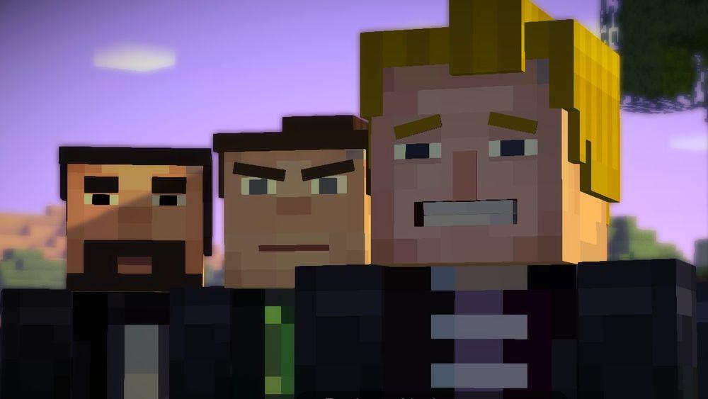 FØRSTEINNTRYKK: Dramatisk åpning på Minecraft-eventyret