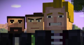 Dramatisk åpning på Minecraft-eventyret