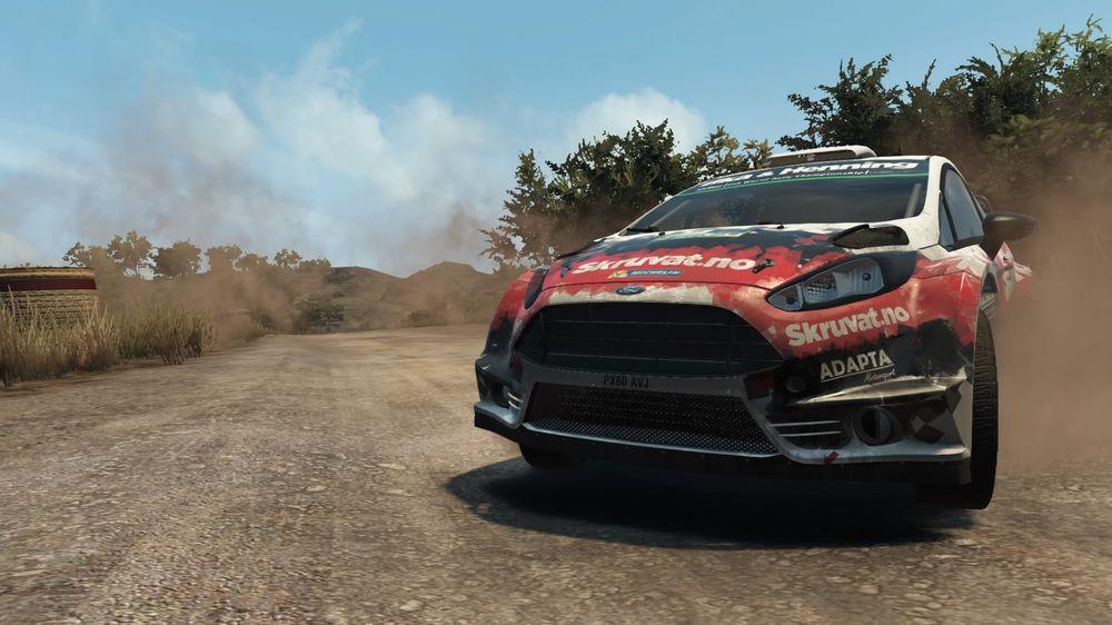 ANMELDELSE: WRC 5