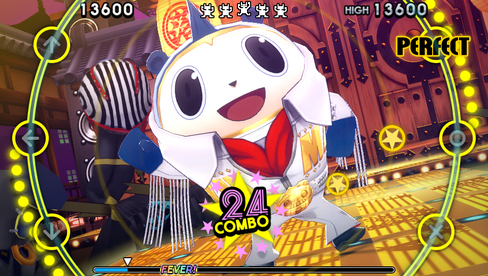 «Teddie has left the building».