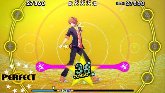 Bakgrunnene er i konstant bevegelse, og det skal ikke stå på spillets stil.