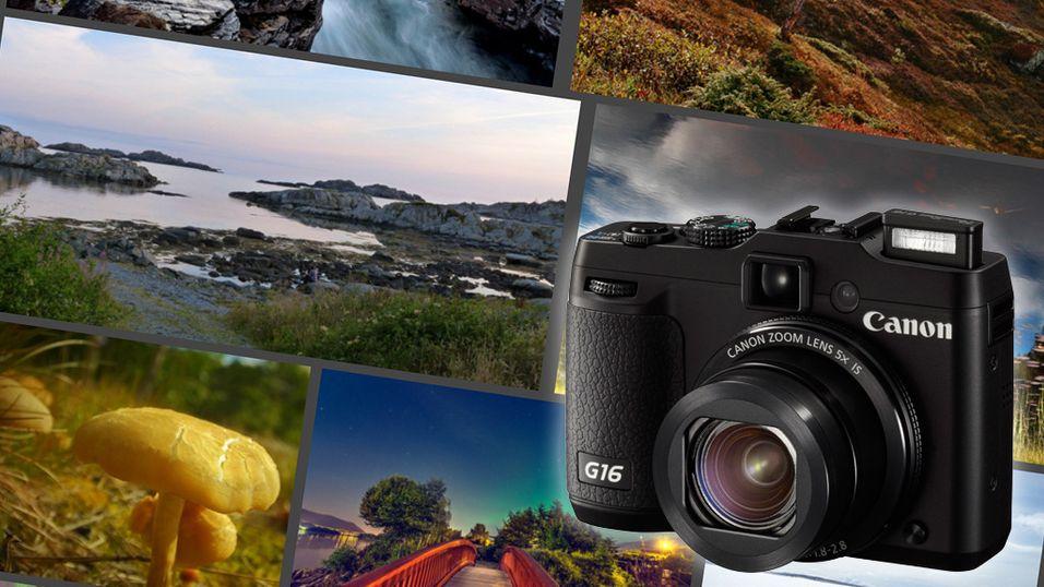 KONKURRANSE: Vinn et flott Canon-kamera i høstens store fotokonkurranse