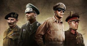 Andre verdenskrig er i svenskenes hender
