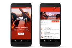 YouTube Red er nettstedets nye premiumsløsning.