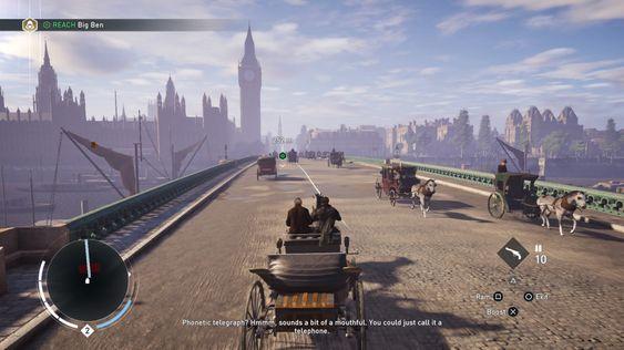 Mer Grand Theft Auto enn Assassin's Creed. Funker ikke helt.