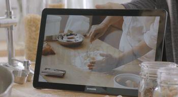 Her er de første bildene av Samsungs 18,4-tommer store nettbrett