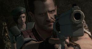 Spill Resident Evil HD Remaster med stemmeskuespillet fra originalen