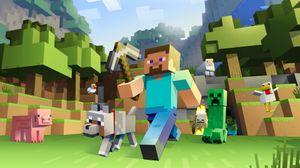 Minecraft er blant toppspillene til Sverige.