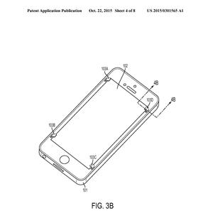 Illustrasjonsbilde av konseptet, hentet fra patentdokumentet.