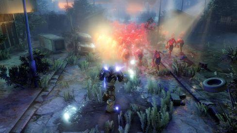 Alienation er en åndelig oppfølger til Dead Nation, med science fiction-bakteppe.