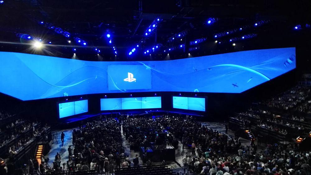 PlayStation er kjent for å holde store pressekonferanser, som i bildet her fra E3.