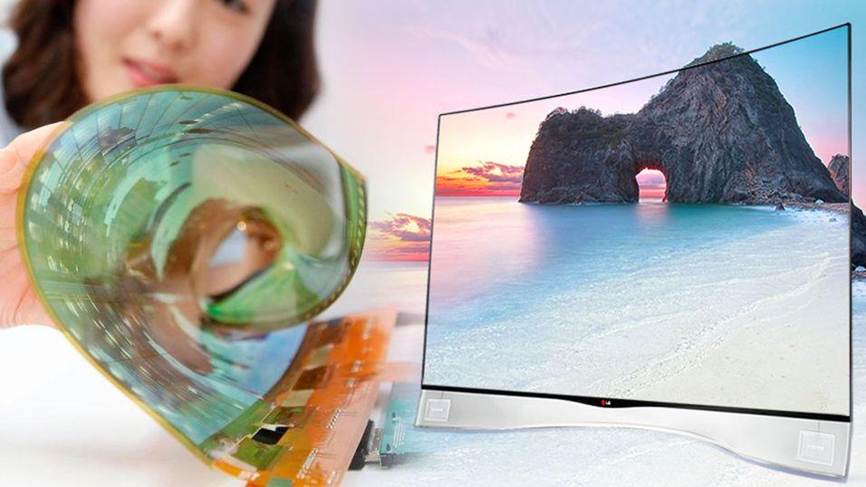 RYKTE: Nå kommer PC-skjermer med OLED-teknologi