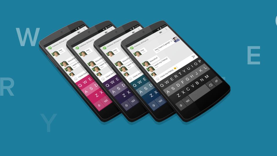 «Verdens raskeste mobiltastatur» har fått en overhaling