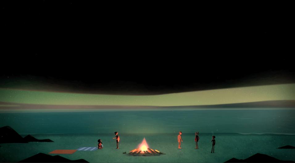 Oxenfree er noe så spesielt som et plattformspill med komplekse dialogvalg
