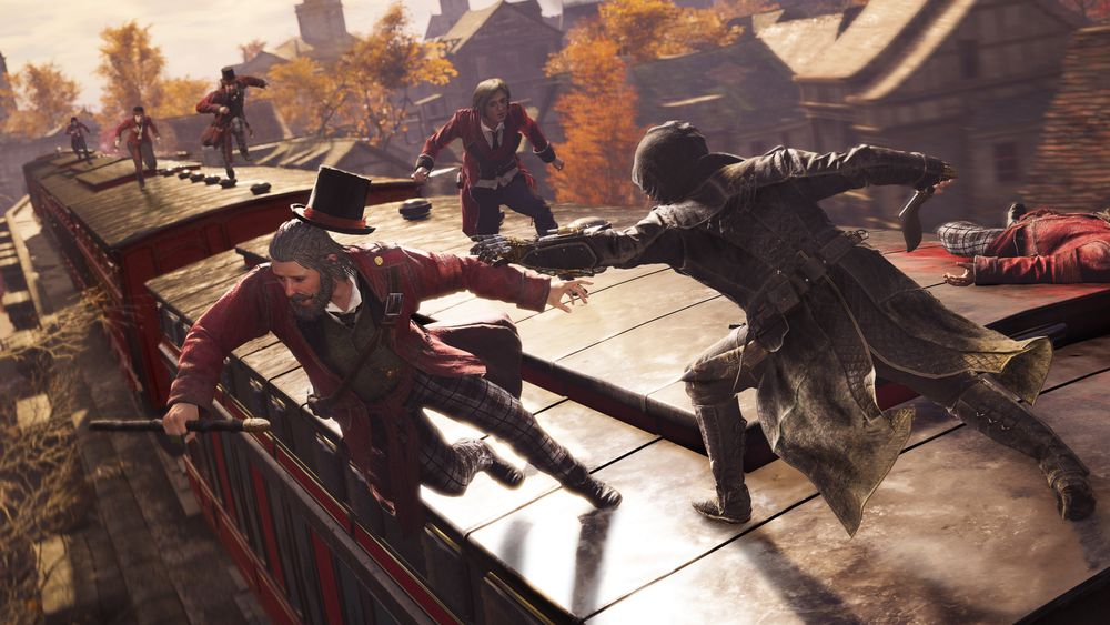 ANMELDELSE: Assassin's Creed Syndicate