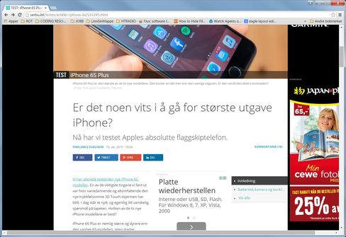 Billig iphone 6s med abonnement