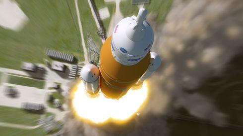 Boeing vil slå Musk – skal bli førstemann til Mars