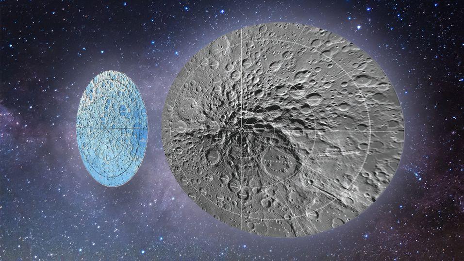 Dette er de meste detaljerte månekartene noensinne