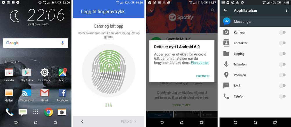 Mye er nytt i Android 6.0 og HTC One A9, og spesielt muligheten til å sette tillatelser er kjekk å ha.