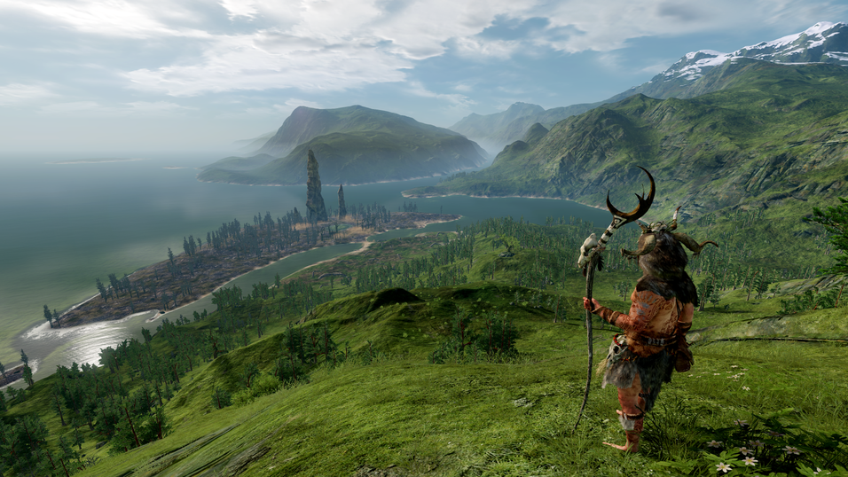 I overlevelsesspillet Wild skaper du din egen, unike historie