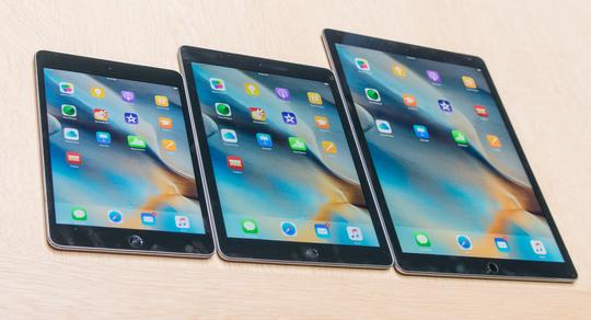 iPad-serien selger svært dårlig, ihvertfall sammenlignet med tidligere år og iPhone-salget.